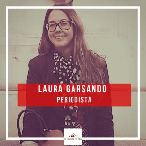 Laura Garsando Periodista
