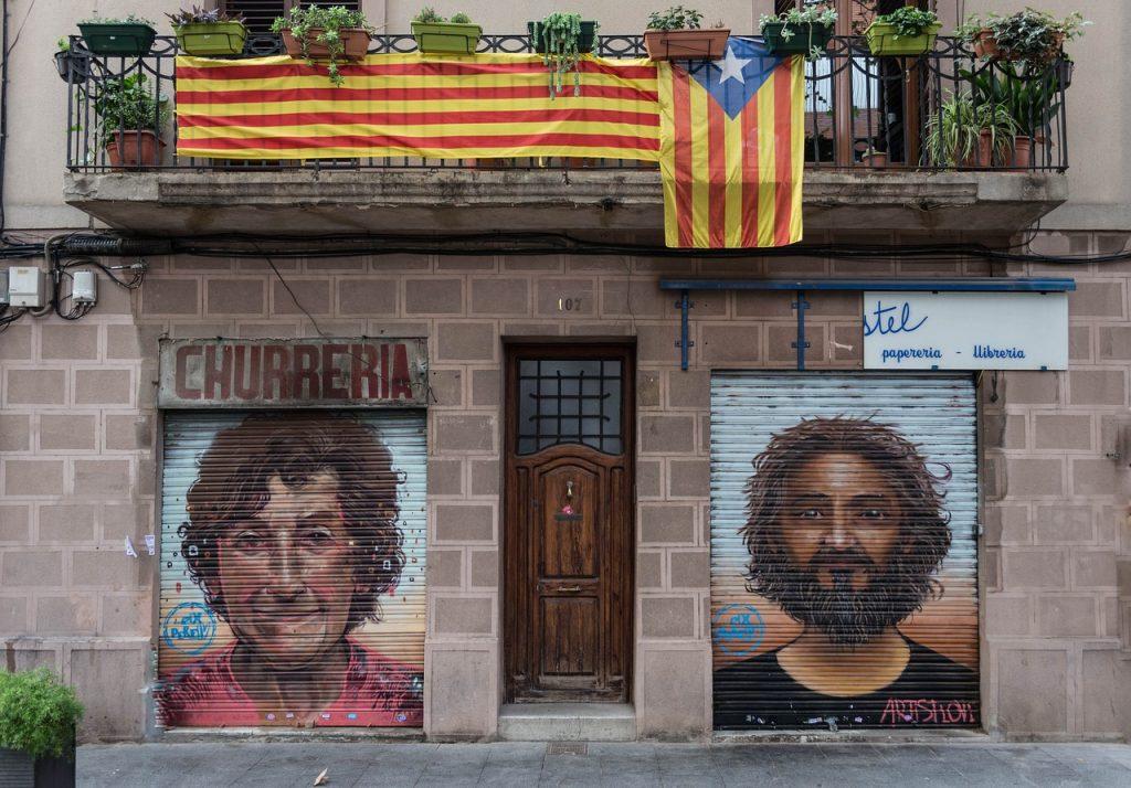 Metáforas sobre Cataluña