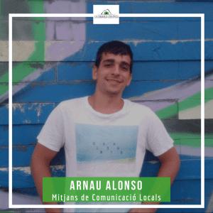 Arnau Alonso de Ràdio Puçol