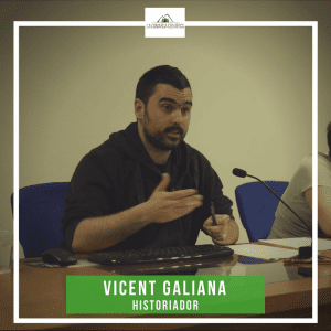 Vicent Galiana historiador Marina Baixa
