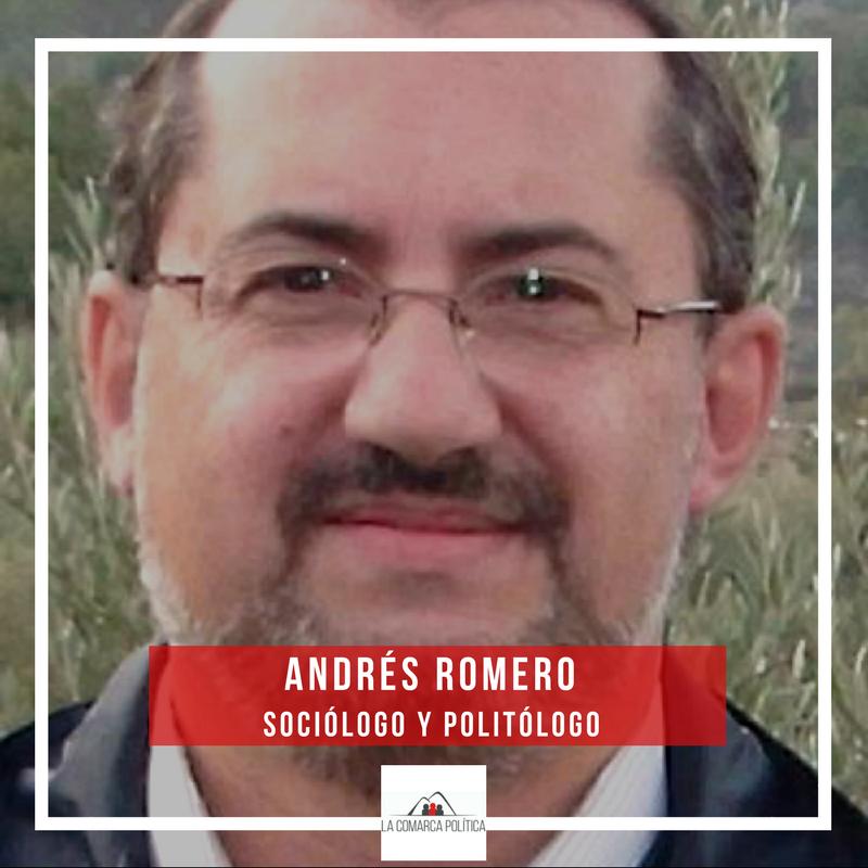 Andrés Romero profesor sociologia