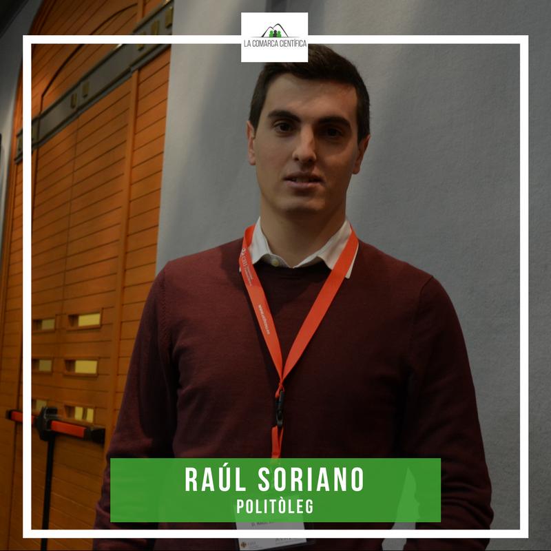 Raúl soriano politòleg valencià