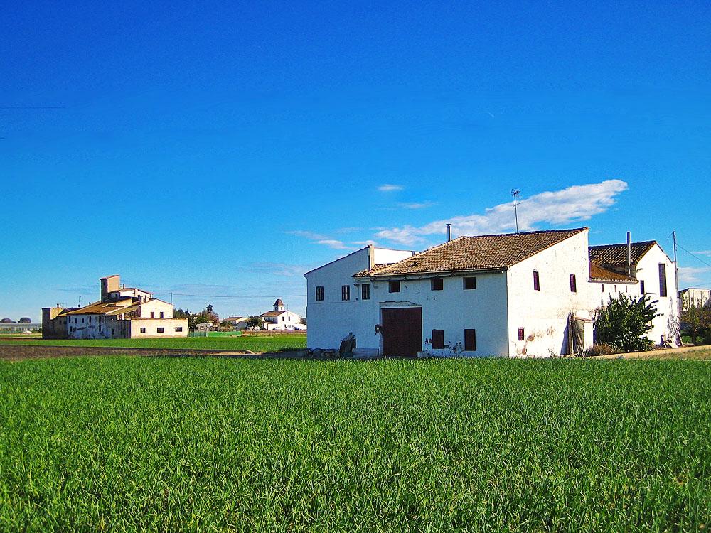 Alqueries de l'Horta valenciana