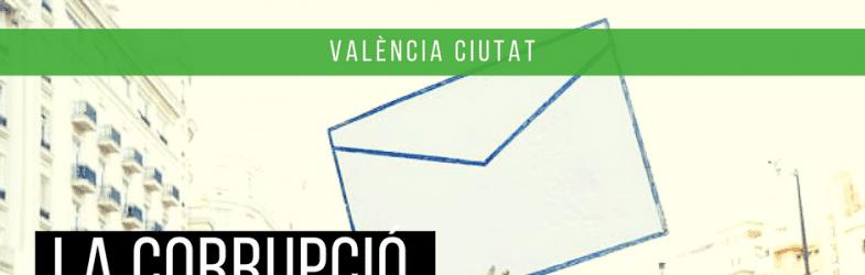 Corrupció Política a València Ciutat