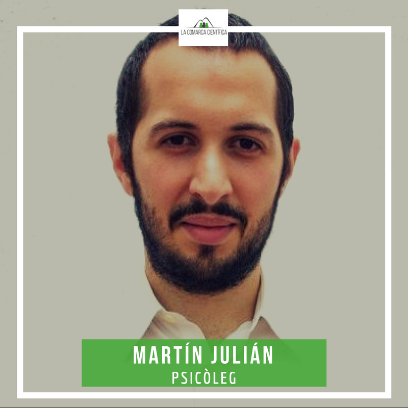 El Psicòleg Martín Julián
