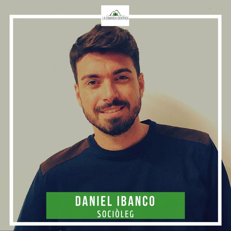 Daniel Ibanco Ferrer, sociòleg Marina Alta