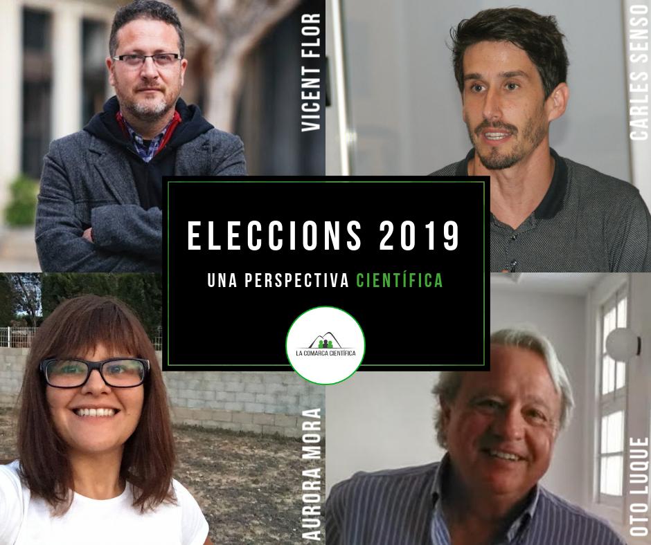 Cartell debat eleccions 2019