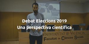Debat eleccions 2019
