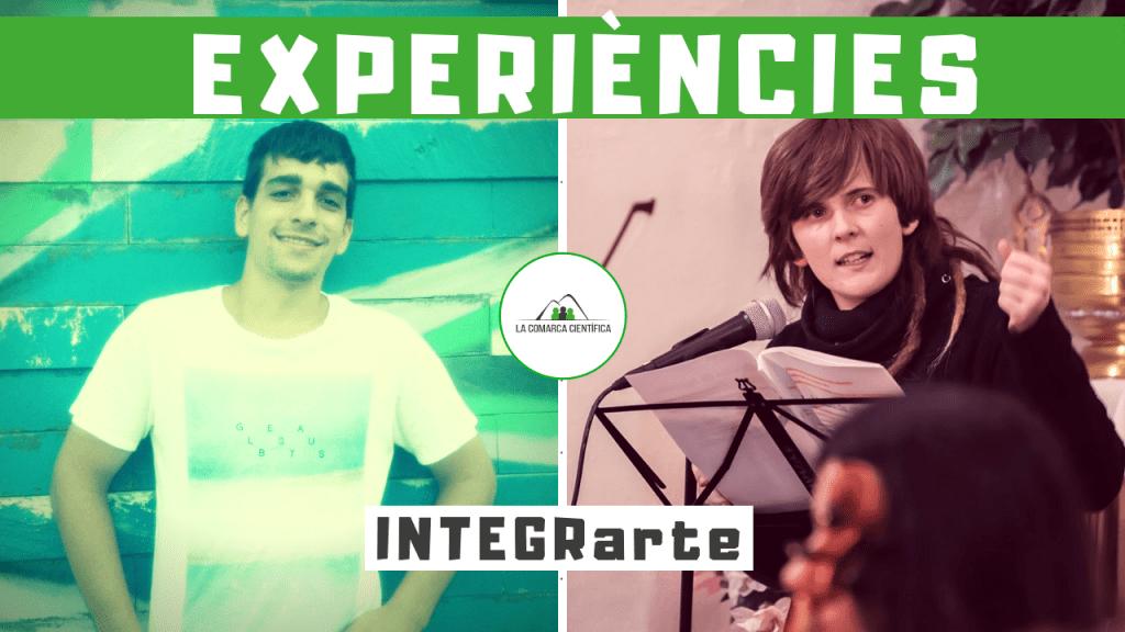 Experiències: Projecte INTEGRarte