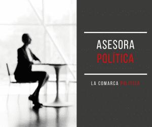 Asesora Política