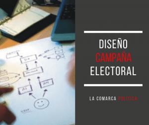 Diseño campaña electoral