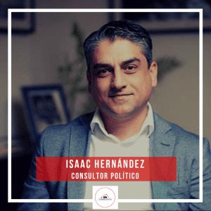 Isaac Hernández Consultor Político