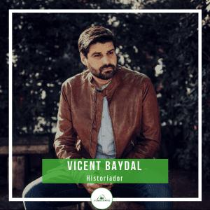 Vicent Baydal - Historiador
