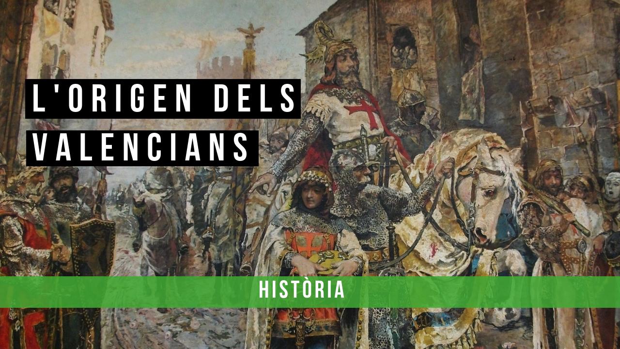 Origen dels valencians