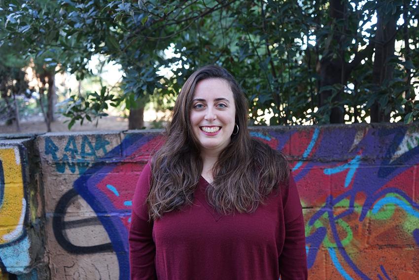 Julia Sanchis - politòloga