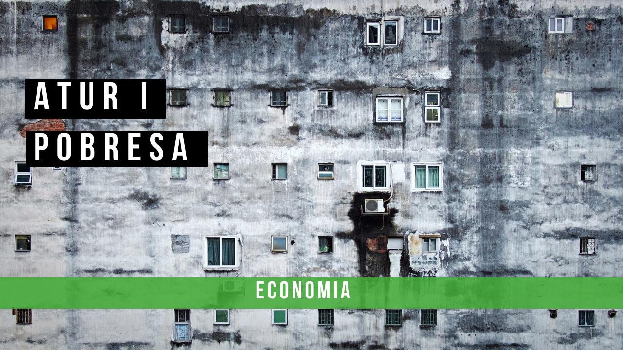 Atur i pobresa Comarques Valencianes