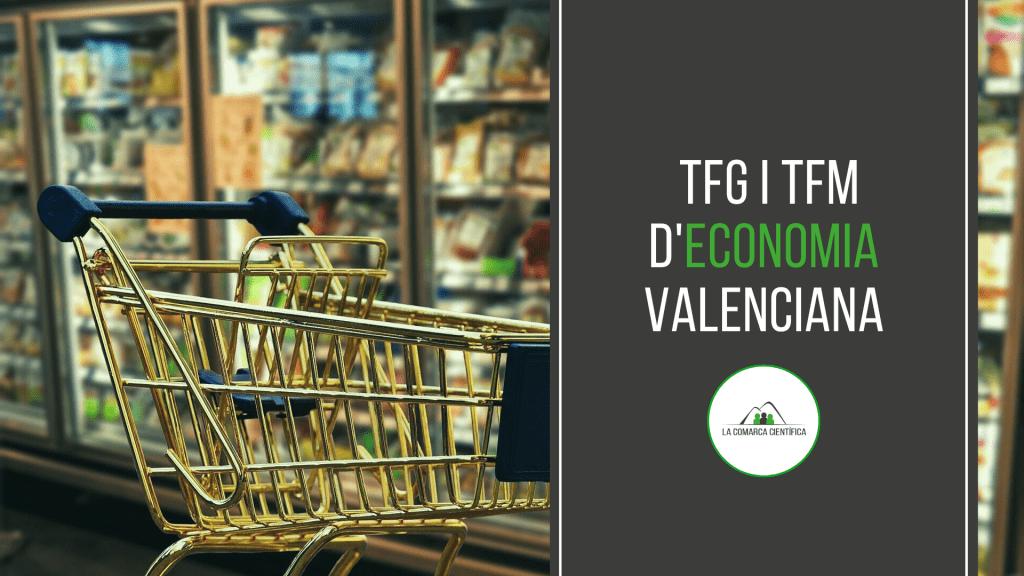 Repositori de TFG i TFM d'economia valenciana
