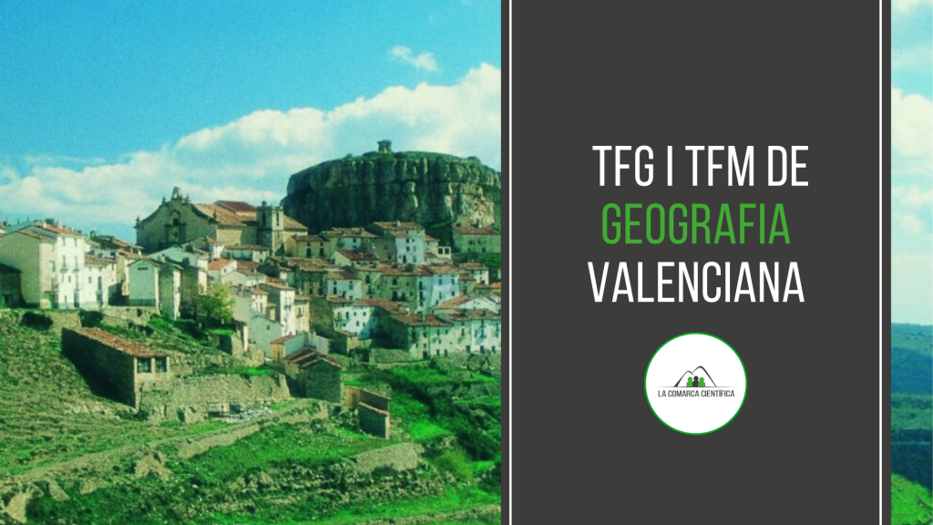 Repositori de TFG i TFM de geografia valenciana