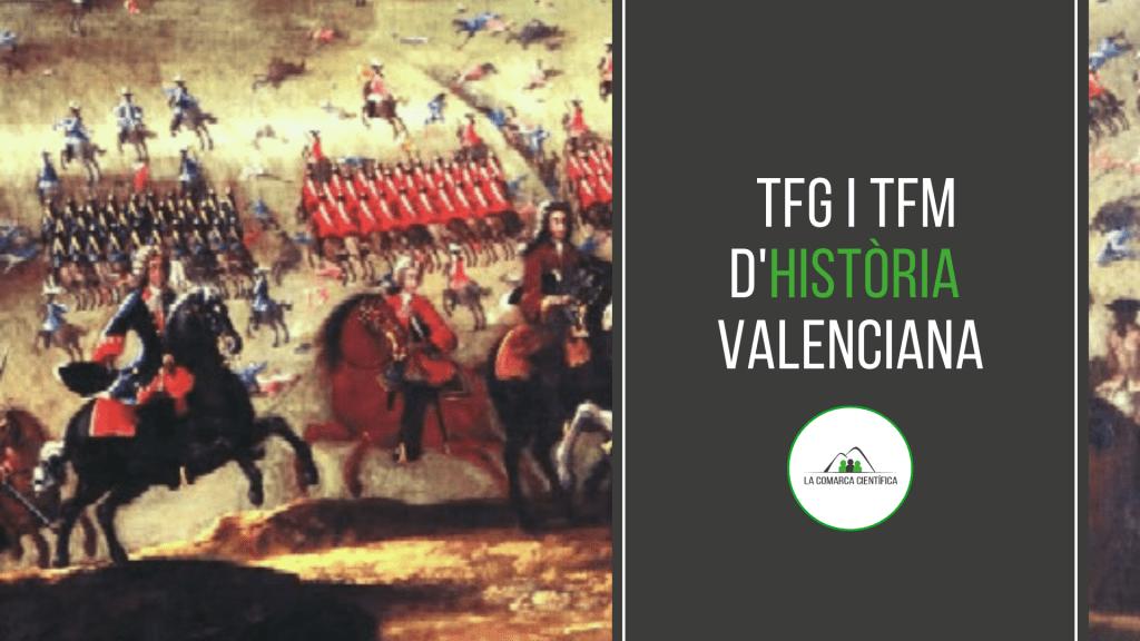 Repositori de TFG i TFM d'història valenciana