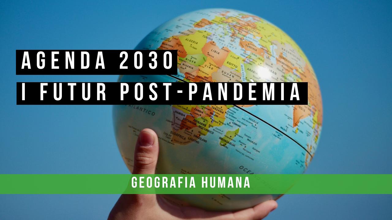 Agenda 2030 - Pandèmia