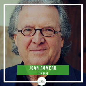 Joan Romero - Geògraf