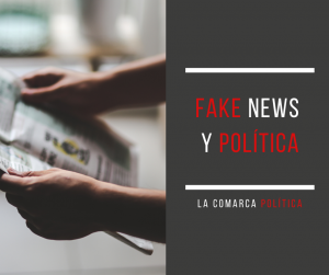 Fake news y política