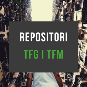 Repositori TFG i TFM